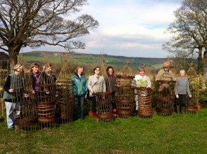 Willow Weaving Course